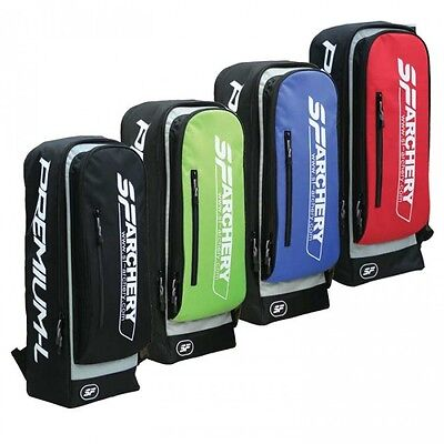 SF ARCHERY Premium Backpack Recurve Take down Bow Pack Choose Colour !