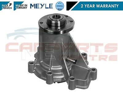 For Mercedes C E S G Class Meyle Engine Cooling Coolant Water Pump 6052000820