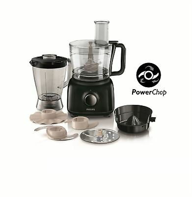 Philips Daily Collection Food Processor Bowl Blender Mixer 650W 2.1L HR7629/91