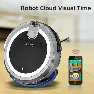 Haier T 322 Smart Aspirateur Robot Pathfinder Auto microfibres Balayeuse Cleaner