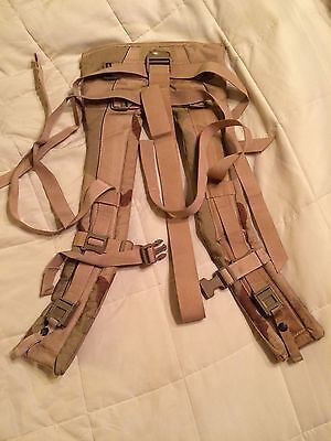 Genuine Military Issue Molle Ii Dcu Shoulder Strap **without Quick Ditch Buckle