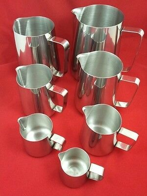 High Quality Stainless steel Frothing pitcher Milk jug coffer Latte tea coffee