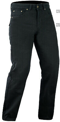 New Mens Motorcycle Jeans Reinforced with Dupont™KEVLAR® aramid fibres all size