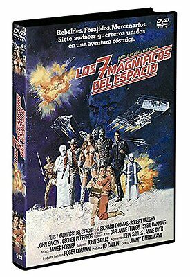 BATTLE BEYOND THE STARS (Roger Corman)-  DVD - New & sealed PAL Region 2