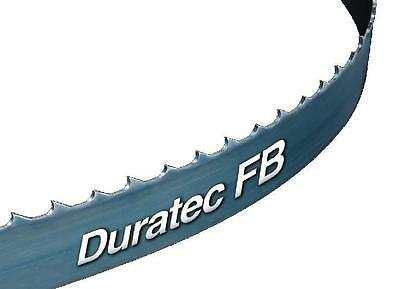 "70.5"" INCH (5' 10-1/2"") x 3/8"" x 10T STARRETT DURATEC BAND SAW BLADE NEW USA!"
