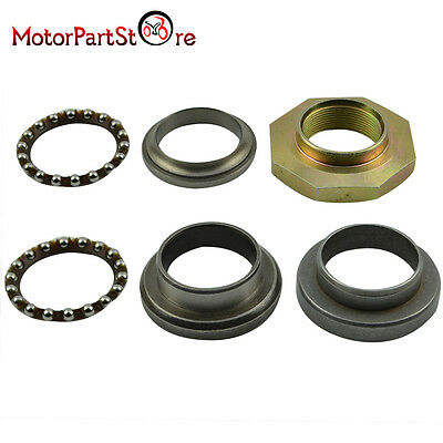 For Yamaha PW50 PW 50 Steering Bearings Head Race1981 to 2013 Brand New
