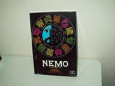 Vintage 1969 Nemo the Clairvoyant Astrologer Creston Industries HARD TO FIND
