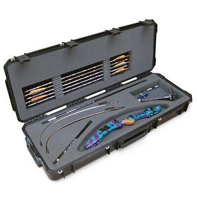 SKB Injection Molded Recurve Bow Case