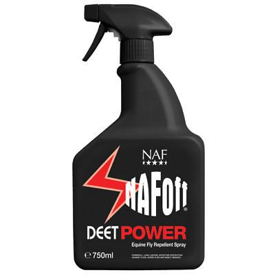 Natural Animal Feeds NAF Off Deet Power Performance