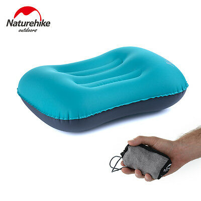 Naturehike Ultralight Travelling inflatable pillow Neck Rest Compact Air Cushion