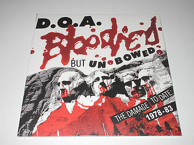 Lp/d.o.a./bloodied But Unbowed/letv126Lp/sealed Neu New