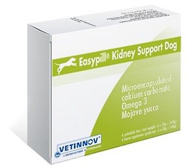 Easypill Dog, Kidney, 28G Bars x 6, Premium Service, Fast Dispatch