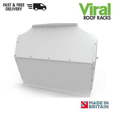 Fiat Fiorino 2008-On Van Guard Steel Bulkhead Solid VG269S