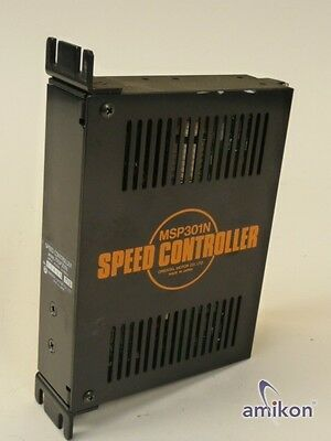 Speed Controller MSP301N
