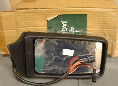 New Jaguar Xj6 Xj12 Xj40 Heated Rh Door Mirror Jaguar Boxed Bdc3838