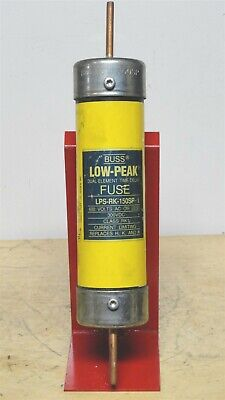BUSSMANN * LPS-RK-150SP * Low Peak Time Delay Fuse * 600vac/300vdc *NEW*