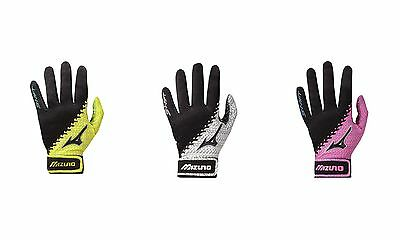 Mizuno Swift Power Grip Palm Adult Women's Softball Batting Gloves - All Colors