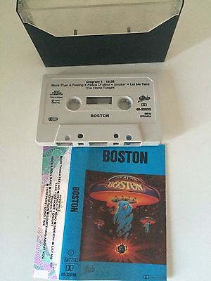 Boston - Same - MC Cassette Tape