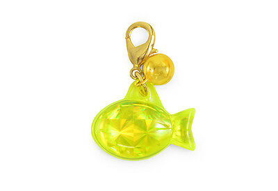 Ancol Fish Cat ID Tube For Cats Or for Luggage & Keys