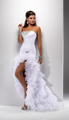 638 Abiti da Sposa vestito nozze sera wedding evening dress