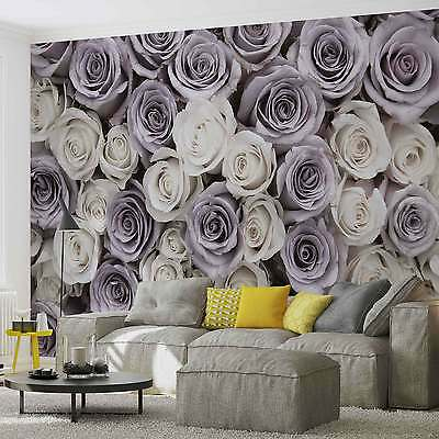 WALL MURAL Roses XXL PHOTO WALLPAPER (1626DC)