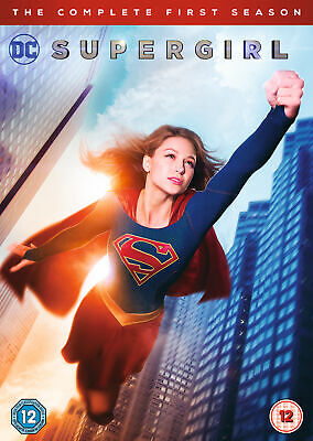 Supergirl - Season 1 [2016] (DVD)