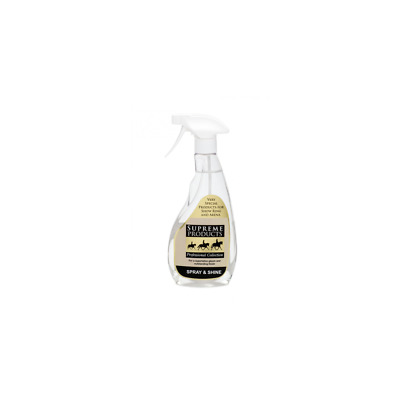 Supreme Products Spray And Shine