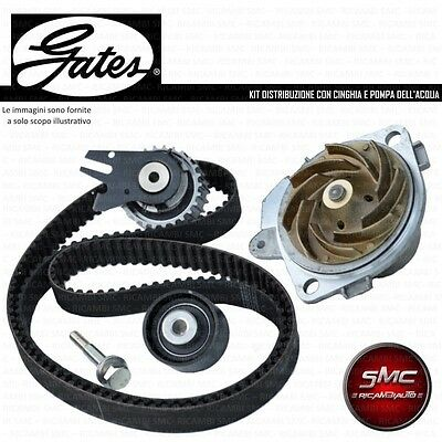 KIT DISTRIBUZIONE GATES + POMPA ACQUA FORD FOCUS SW 1.8 Turbo DI / TDDi 66KW