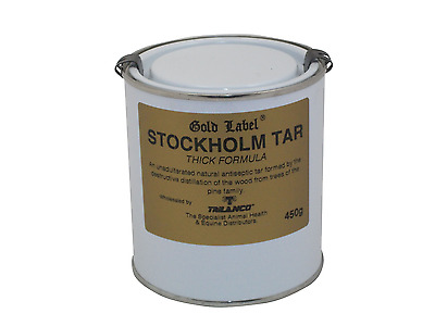 Gold Label - Stockholm Tar Thick