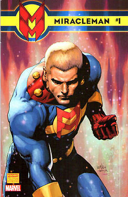 Miracleman #1 (2014) Rare Lenil Yu 1:75 Variant Cover Alan Moore *special Offer*