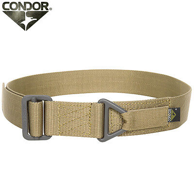 CONDOR Tactical Nylon RIGGER BELT rb  003  TAN