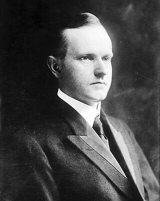 New 11x14 Photo: Calvin Coolidge, 30th President of the United States
