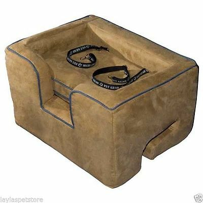 """Pet Gear Car Booster Seat Large 22.5"""" x 17.5"""" x 13.5""""  PG1122 Free Shipping"""