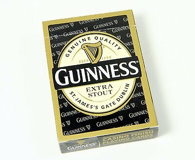 Guinness� Label Playing Cards