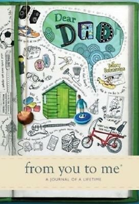 Dear Dad, from you to me (Sketch design) (Journal of a Lifetime) [Hardcover] ...