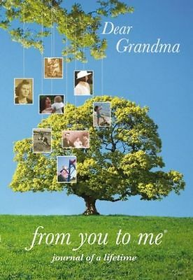 Dear Grandma, from you to me (Tree design) (Journal of a Lifetime)