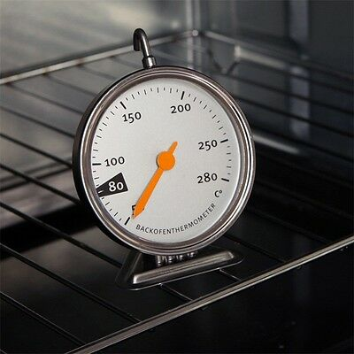 Stainless Steel Baking Oven Thermometer Kitchen Food Meat Cooking 50-281