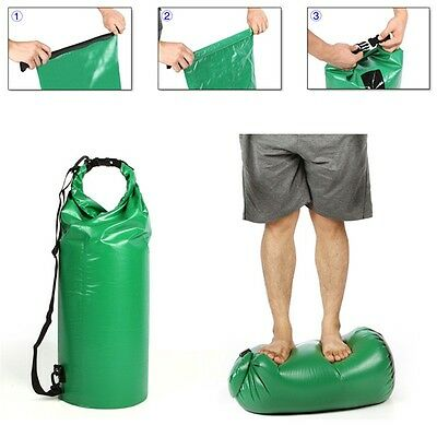 40L Waterproof Storage Dry Bag for Outdoor Hiking Swimming Sports Canoeing AU