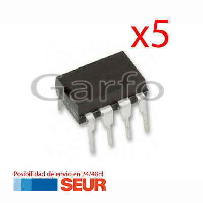 x5 Circuito Integrado LM358P
