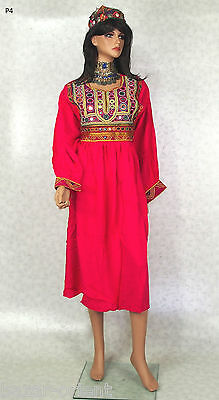Orient Nomaden Tracht afghani kleid Tribaldance afghanistan traditional dress P4