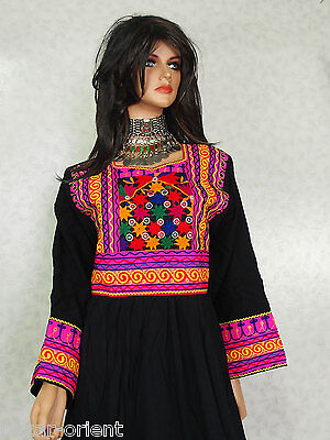 Orient Nomaden Tracht afghani kleid Tribaldance afghanistan traditional dress B9