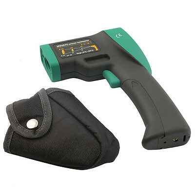 MASTECH MS6530 LCD Display Infrared Thermometer Centigrade Fahrenheit AU