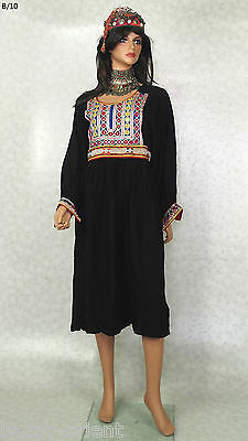 Orient Nomaden Tracht afghan kleid Tribaldance afghanistan traditional dress B10
