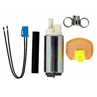 EFI In-tank Fuel Pump For Kawasaki 38mm Compact Design 43PSI 110LPH 5.0A 12V