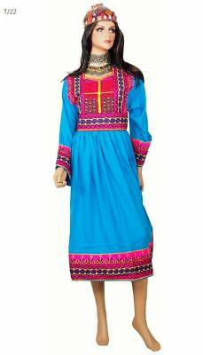 Orient Nomaden Tracht afghan kleid Tribaldance afghanistan traditional dress T20
