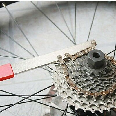 Bicycle Cassette Freewheel Remover Wrench Sprocket Chain Whip Repair Tool AU