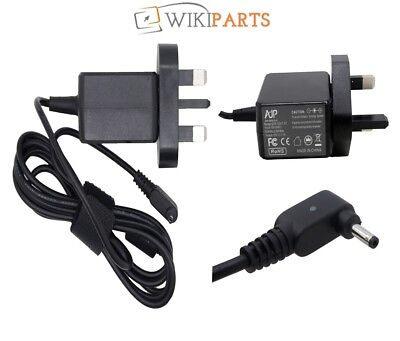 For ACER XP.H73PN.001 UK Mains Wall Plug Lead Adaptor Charger PSU 18W