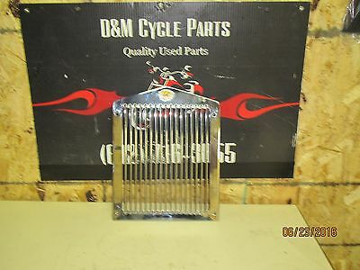 1984 Honda Gl1200 Goldwing Aspencade Chrome Radiator Guard