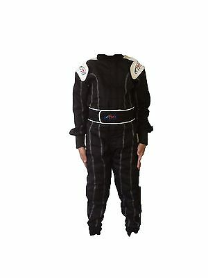 Kids/Children New Karting/Race Overall/Suits Polycoton Indoor & Outdoor