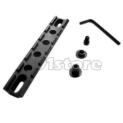 Tactical Picatinny RIS 115mm Standard Weaver Rail Mount Base Rifle Hunting SR1G